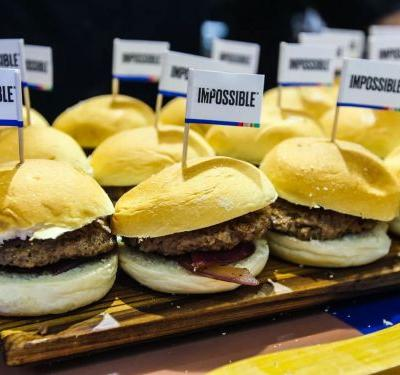 Impossible Meat Is Coming to a School Lunch Near You