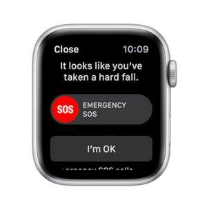 The Apple Watch might have saved another life, this time with the fall detector
