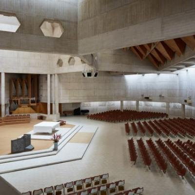 Clifton Cathedral / Purcell