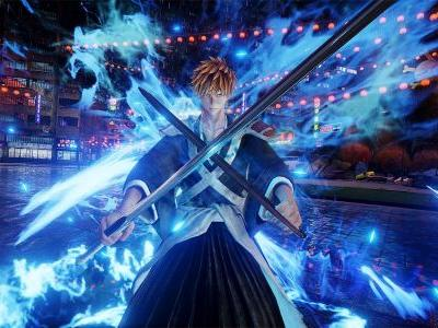 Crossover fighter Jump Force gives Bleach fans some love