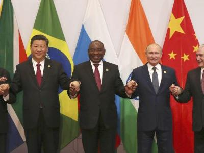 BRICS leaders join hands at summit in South Africa