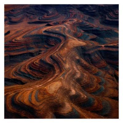 NAMIBIAA series of aerial landscapes from Namibia, exploring