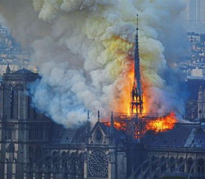 Pittsburgh-area residents mourn Notre Dame fire
