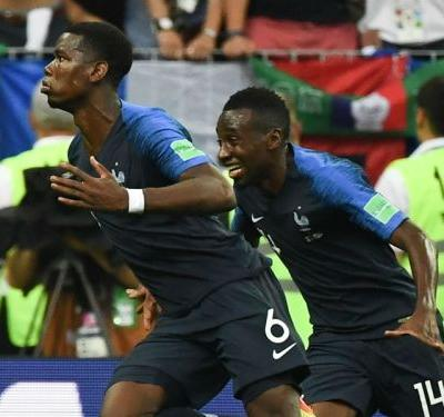 Matuidi invites Pogba to return to Juventus after World Cup win