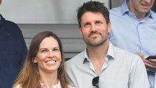 Hilary Swank Marries Philip Schneider In Secret Forest Wedding