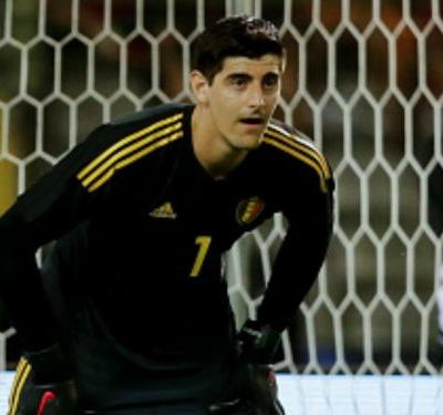 Courtois considers Belgium to be World Cup outsiders, not favourites