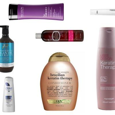 Our 10 Favorite Keratin Shampoos for Healthy Hair