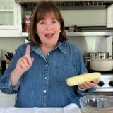 The Simple Trick Ina Garten Uses to Cut Corn on the Cob Without Making a Mess