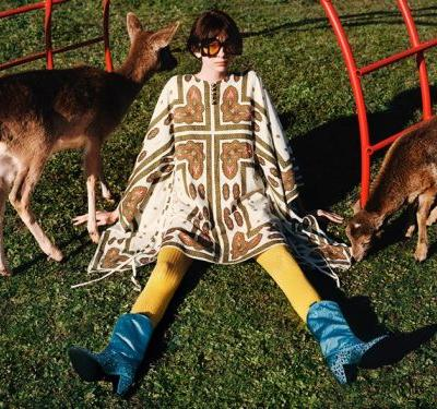 Gucci's Latest Campaign Stars Deer, Frogs, Rabbits and More