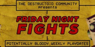Friday Night Fights: Hype Edition