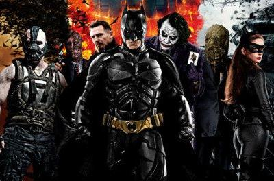 The Dark Knight Trilogy Is Returning to Theaters in IMAX 70mm