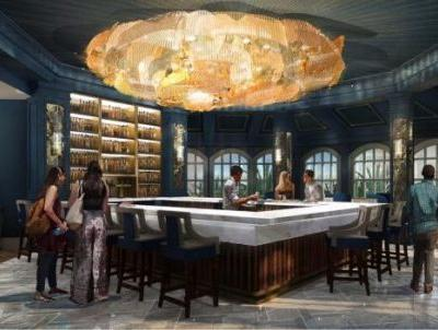 Disney World's 'Beauty & The Beast'-Inspired Bar Will Make Happy Hour So Magical