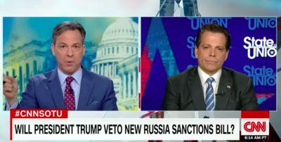 New White House communications director: Trump is still not sure Russia interfered in the election