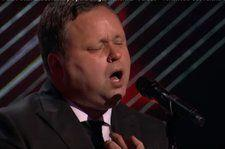 Opera Star Paul Potts Stuns Judges With Performance on 'AGT: The Champions'