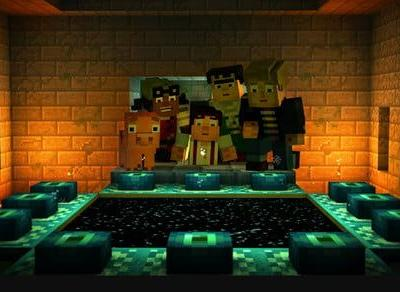 Minecraft: Story Mode will no longer be available for download on June 25