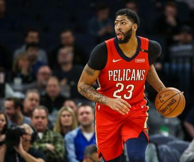 Opinion: Pelicans have no choice but to play Anthony Davis