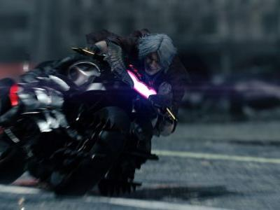 How A Motorcycle Became Dante's Newest Weapon in Devil May Cry 5
