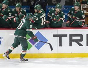 Pominville's goal completes comeback as Sabres beat Wild 3-2