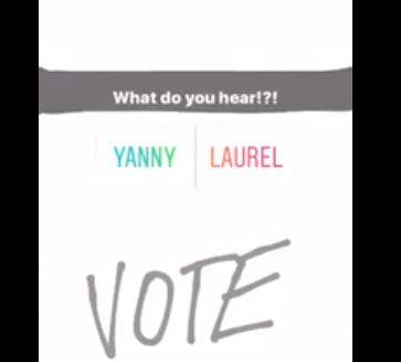 Yanny or Laurel? What is the viral audio recording saying?