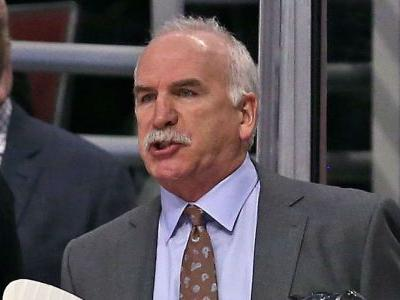 Panthers move quickly, hire Joel Quenneville as new coach
