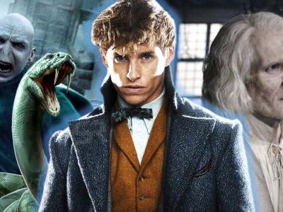 Fantastic Beasts Is Stretching Harry Potter Continuity To Breaking Point
