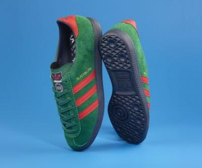 Gary Aspden Creates Special Edition adidas Blackburn SPZL for Upcoming Exhibition