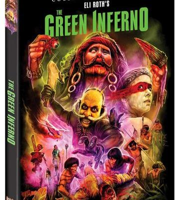 Eli Roth's 'The Green Inferno' Getting Collector's Edition Blu-ray with CD Soundtrack