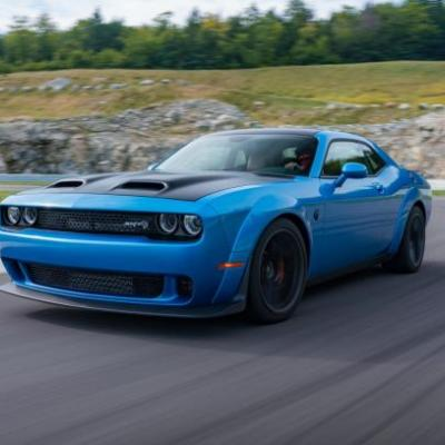 Fiat Chrysler Automobiles Fined R1 Billion For The Hellcat