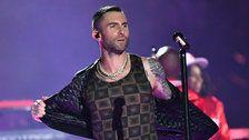 Turns Out Adam Levine's Shirt Print WAS Created By A Furniture Designer