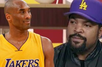 Ice Cube Sent Kobe Bryant a Text After His Death Hoping