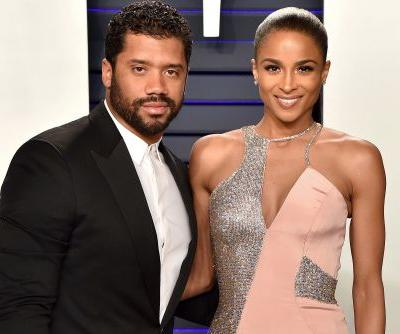 Ciara just happy Russell Wilson contract saga over