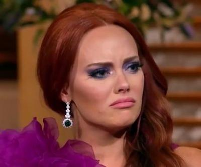 """Kathryn Dennis' Sobriety Is Questioned At The 'Southern Charm' Reunion: """"You Better Back The F**k Up"""""""