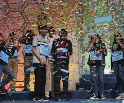8 are great: National Spelling Bee ends with 'octo-champs'