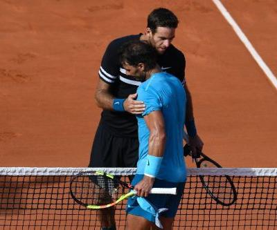 Mission impossible: Del Potro says Nadal almost unbeatable