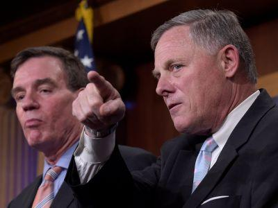 The Senate Intelligence Committee won't rule out collusion between Trump team and Russians