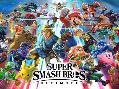 Super Smash Bros. Ultimate Feels Like a Museum for its Own Franchise