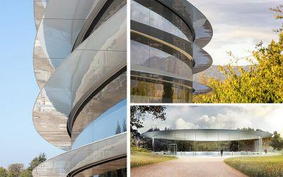 Apple Campus 2 Officially Named 'Apple Park', Set For Grand Opening in April