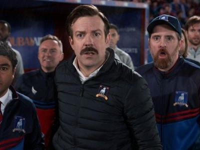 Jason Sudeikis wins a SAG Award for his role in 'Ted Lasso'