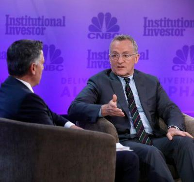 Legendary investor Howard Marks thinks we are at the bull market stage where 'people tend to accept the trees will grow to the sky.' He explains why studying psychology gives investors 'a great advantage' and why it's important to deviate from the