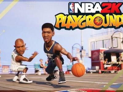 NBA 2K Playgrounds 2 Releasing For PC And Consoles On October 16