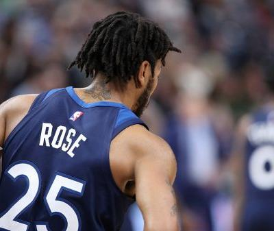 Derrick Rose to Return to Timberwolves on One-Year Deal 🌹