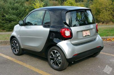Smart to Drop Gas-Powered Fortwo, Will Sell Only EVs in North America