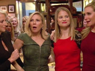 Real Housewives Of New York Recap: The Devils In The Countess