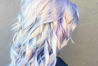 Holographic Hair Is the Most Mesmerizing Color Trend of the Moment