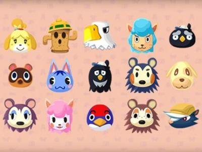 Animal Crossing Pocket Camp Animal List