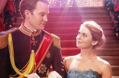 A Christmas Prince 3: The Royal Baby Is Happening at