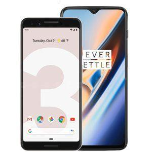 Google Pixel 3 or OnePlus 6T: which one would you buy?