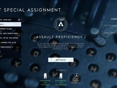 Battlefield 5: how to track Assignments, Special Assignments, Mastery Assignments and rewards