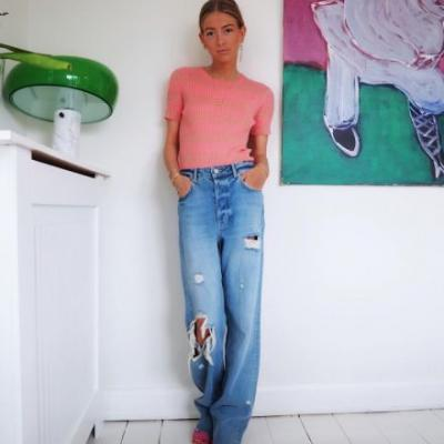 How to Wear Your Ripped Jeans This Summer
