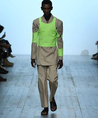 Alex Mullins Spring Summer 2019: London Fashion Week Men's